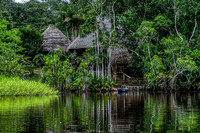 Landscapes of Ecuador and the Amazon